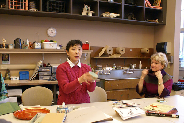 On Campus: The Art of Japan