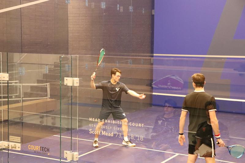 Boys Squash