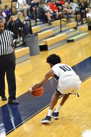 OE Varsity Boys Basketball Vs Naperville No. ( Hoops for Healing 2017)