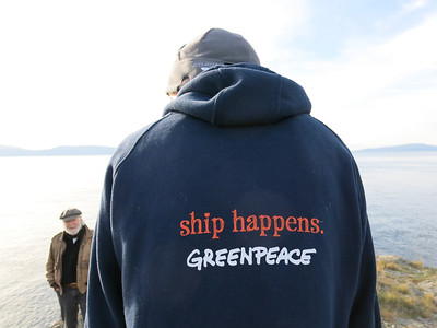 2013 Greenpeace Ship Happens