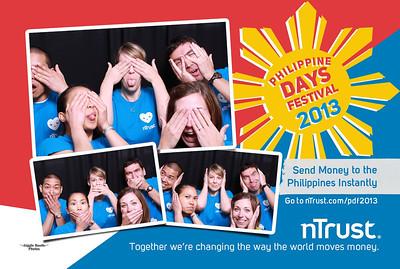 nTrust Staff & Philippine Days
