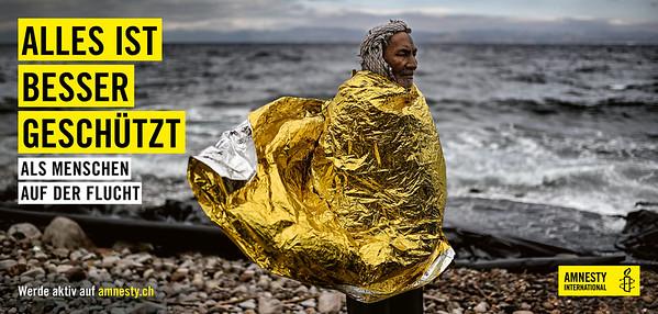 Pressebilder Amnesty Schweiz