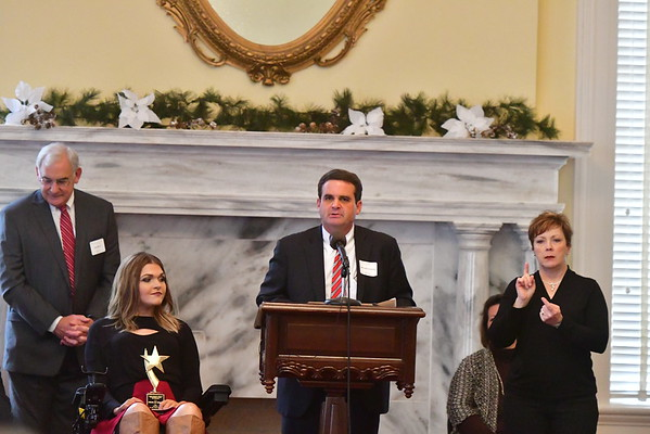 Governor's Committee State Reception, 12/6/16