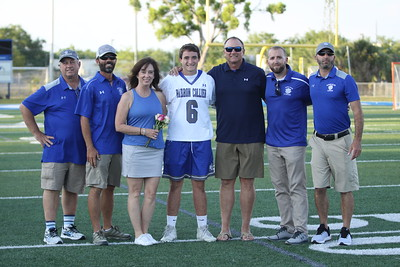Barron Collier vs Lely and Senior Night (04/02/2018)