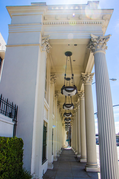 Former Front Gate of MGM Studios