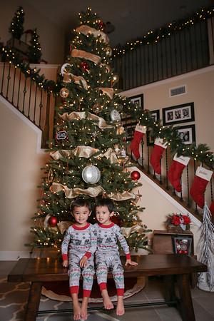 Russell Christmas Photos | Social Media