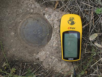 GPS Campaign - Eastern Colorado July 2008