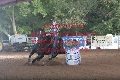 fri youth - senior 2nd barrel