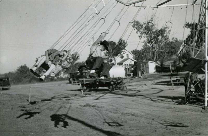 JA066.  Bruce Catlin on swing – June Festival - 1939‡ .jpg