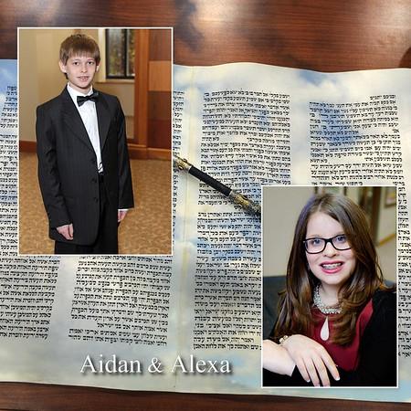 Aidan & Alexa 20x10