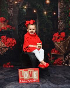Kaylee Valentine's Day 2021