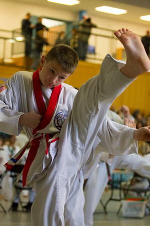 2016 Dec Valentin Karate Graduation