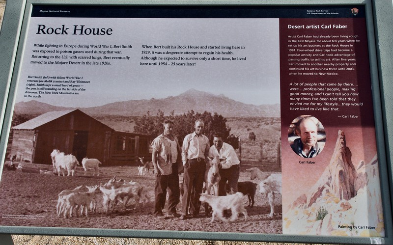 Info about the Rock House