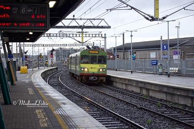 Portaoise - Sligo (Rail), 05-10-2020