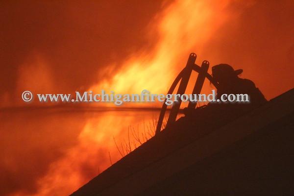 11/4/20 - Mason barn fire, 708 S. College Rd