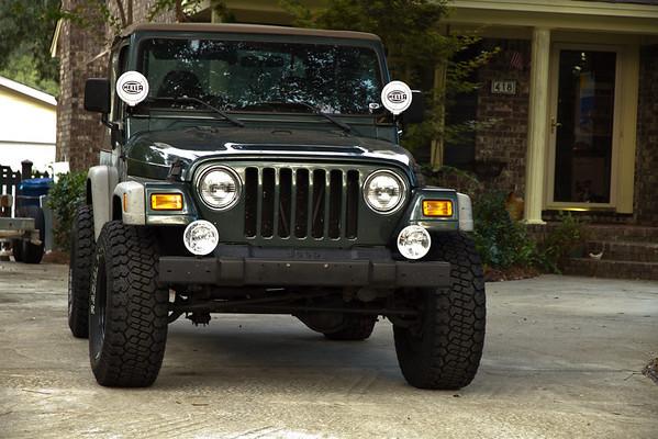 Priscilla's Jeep