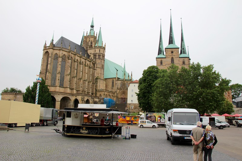 Cathedral Hill - Erfurt