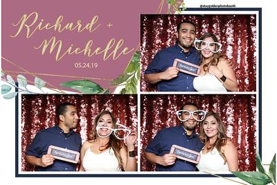 Richard and Michelle's Wedding