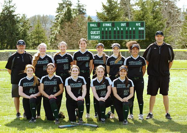 West Salem Girl's Softball - 2019