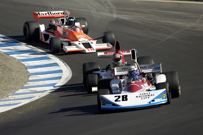 2006 Monterey Historics Group 7A 1966-1977 Historic Grand Prix Formula 1 Cars