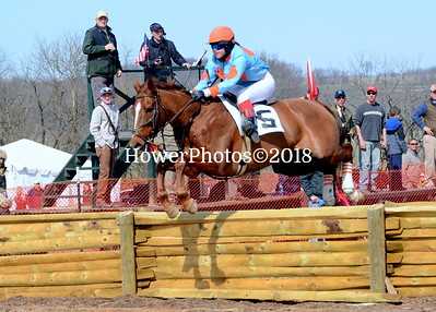 Piedmont Point to Point 2018
