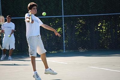 Boys Tennis 2009-2010