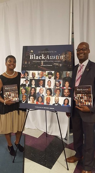Achievements in Black Austin - Book Launch Reception