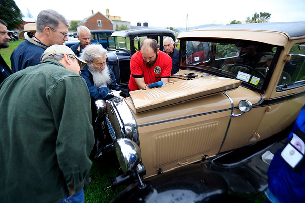 63rd New England Model A Ford Meet-091419