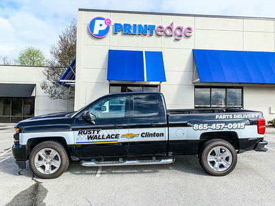 Rusty Wallace Chevrolet 2020-04-01