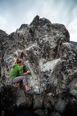 Boulders Again With Ian and Britta