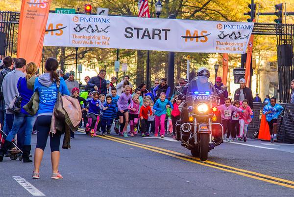 2015 MS Delaware T-Day 10K-5K Walk/Run