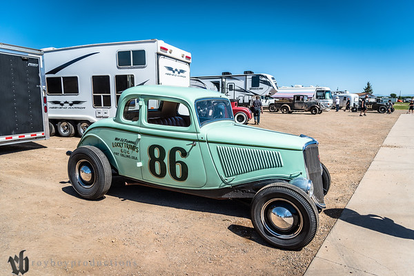 2018 Hot Rod Dirt Drags