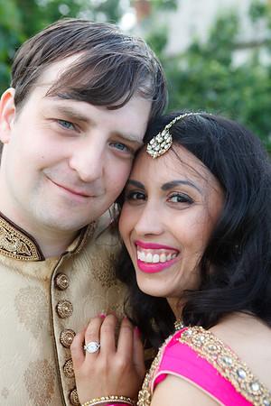Adam & Shopna Wedding