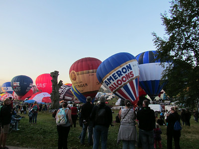 Bristol Balloon Fiesta 14