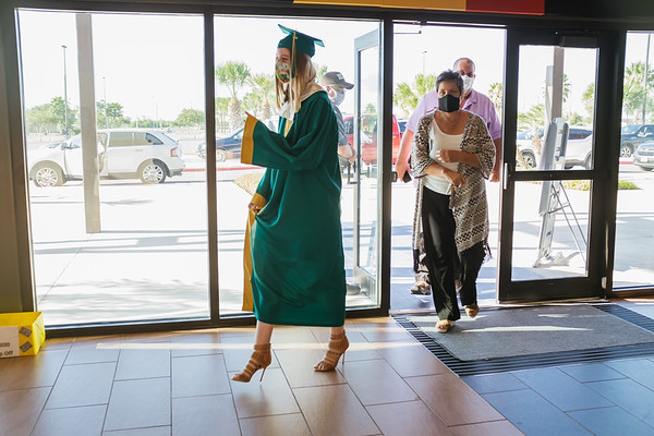 Walk Across the Stage 2020