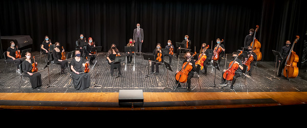 NHS ORchestra Pictures