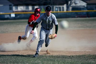 Varsity Baseball 4-13-2009