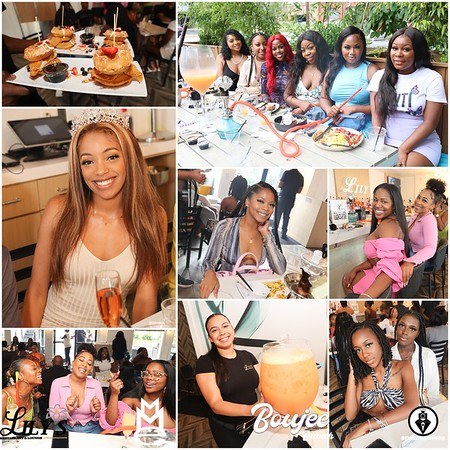 BOUJEE BRUNCH @ Lily's 06-20-21