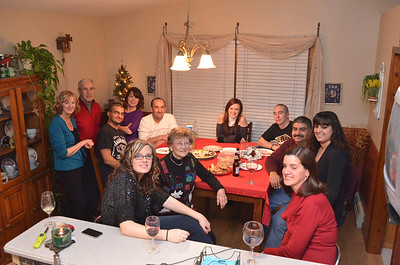 Christmas Evening - 2012