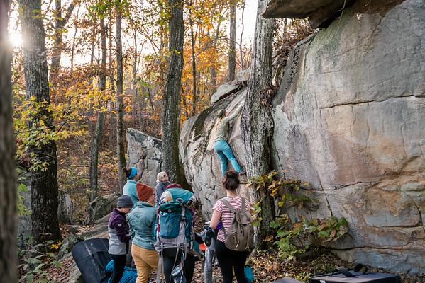 Climbing + Clinics