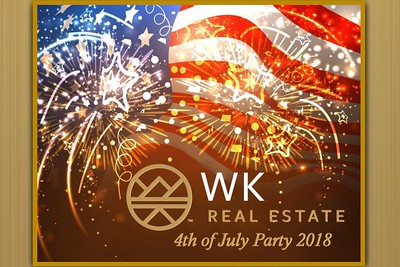 WK Real Estate 4th of July Party - July 4, 2018