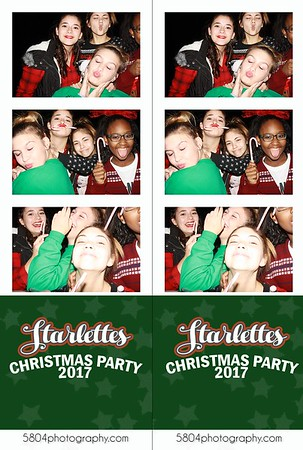 NFHS Starlettes Christmas Party