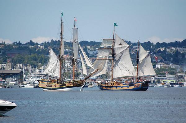 Vessels: Tall Ships