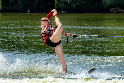 Waterski - Individual Competition [d] Aug 10, 2018