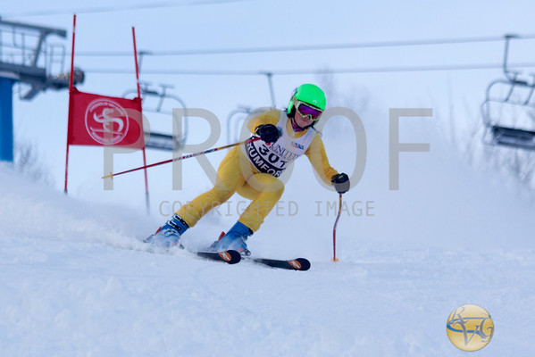 2014 Middle School Giant Slalom