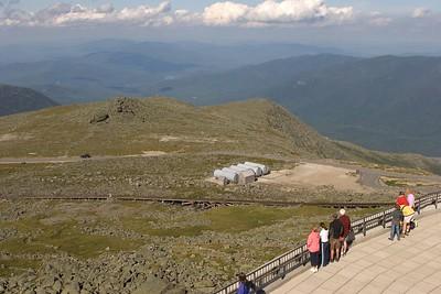 Mt. Washington - Tuesday, August 16