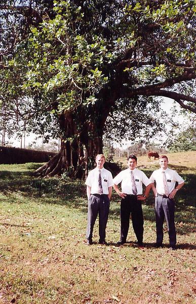 Elders Loveland, Salleh, and Craig