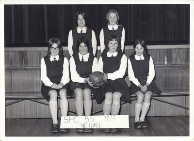 1967 - 1975 Sacred Heart school class photos