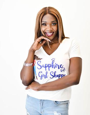 Sapphire Boutique Social Media/Web