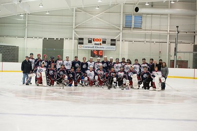 Benson Charity Game 2014